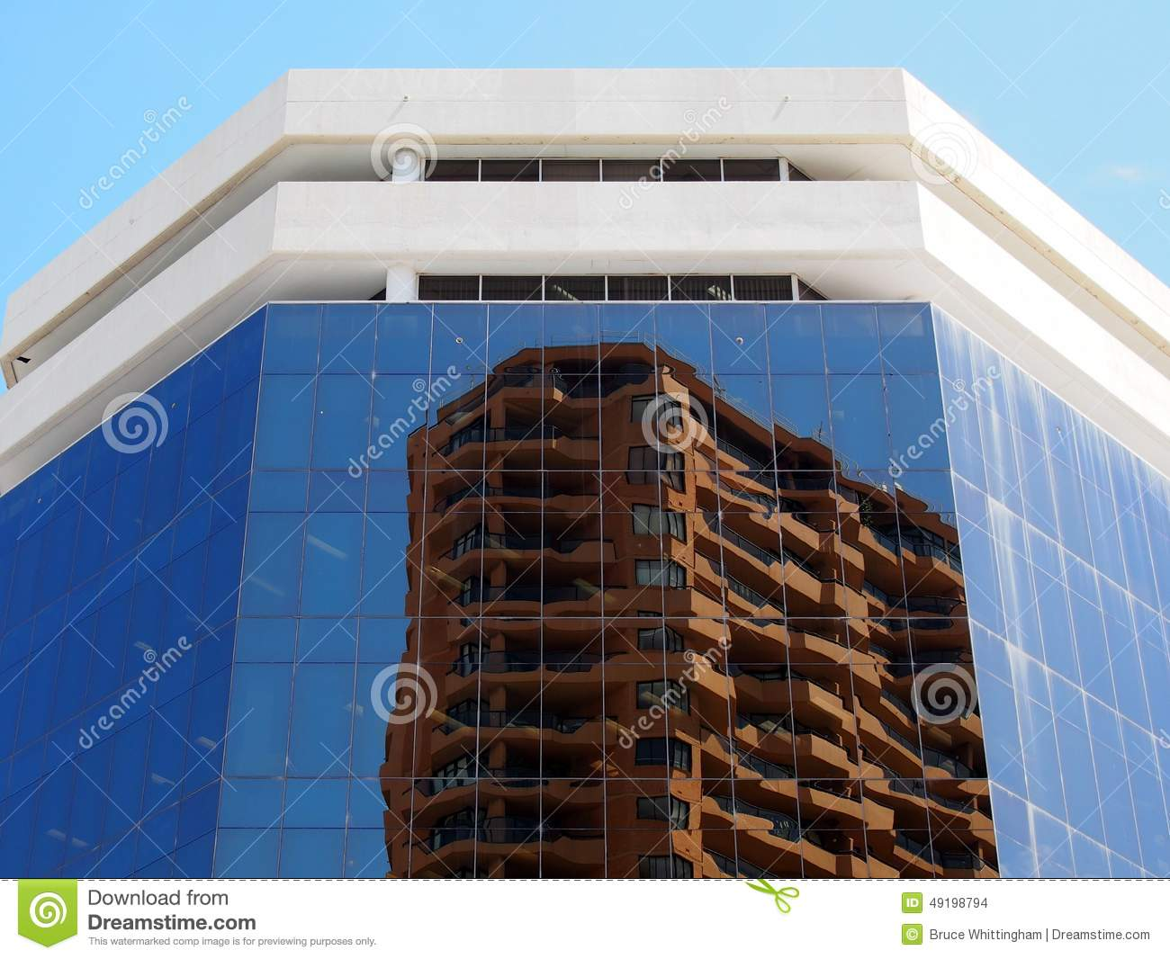 Modern high rise buildings stock photo image 49198794 for Modern high rise building design