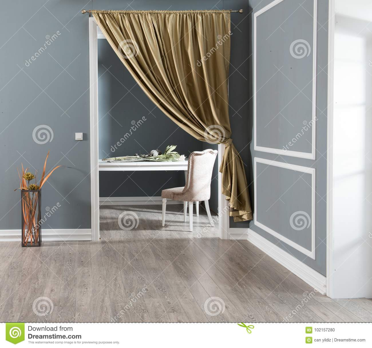 Home Decoration stock photo  Image of chair, armchair