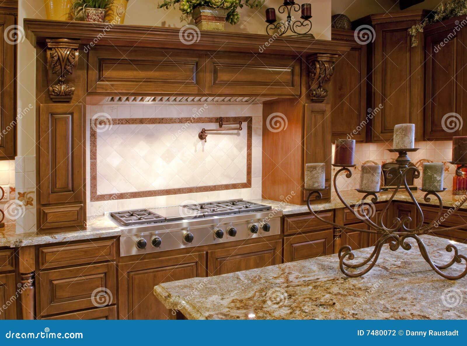 Modern Home Kitchen Stainless Gas Range
