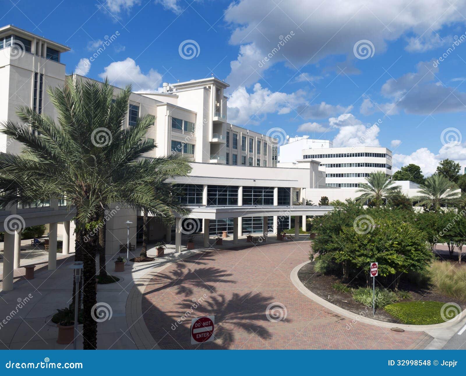 modern hospital - Hapital Moderne