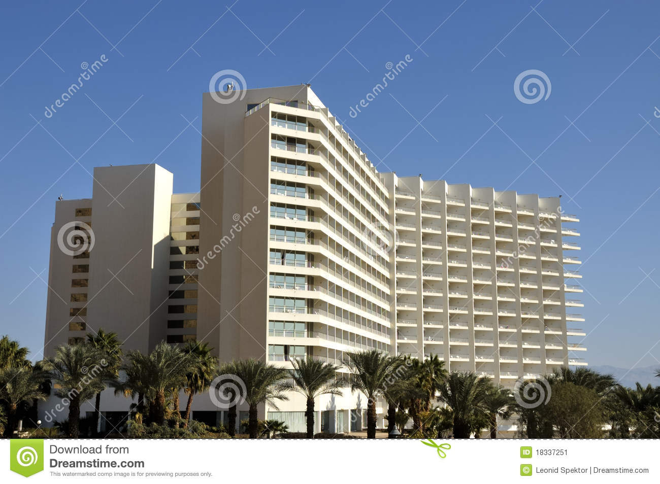 Modern hotel building stock image image 18337251 for Hotel building design
