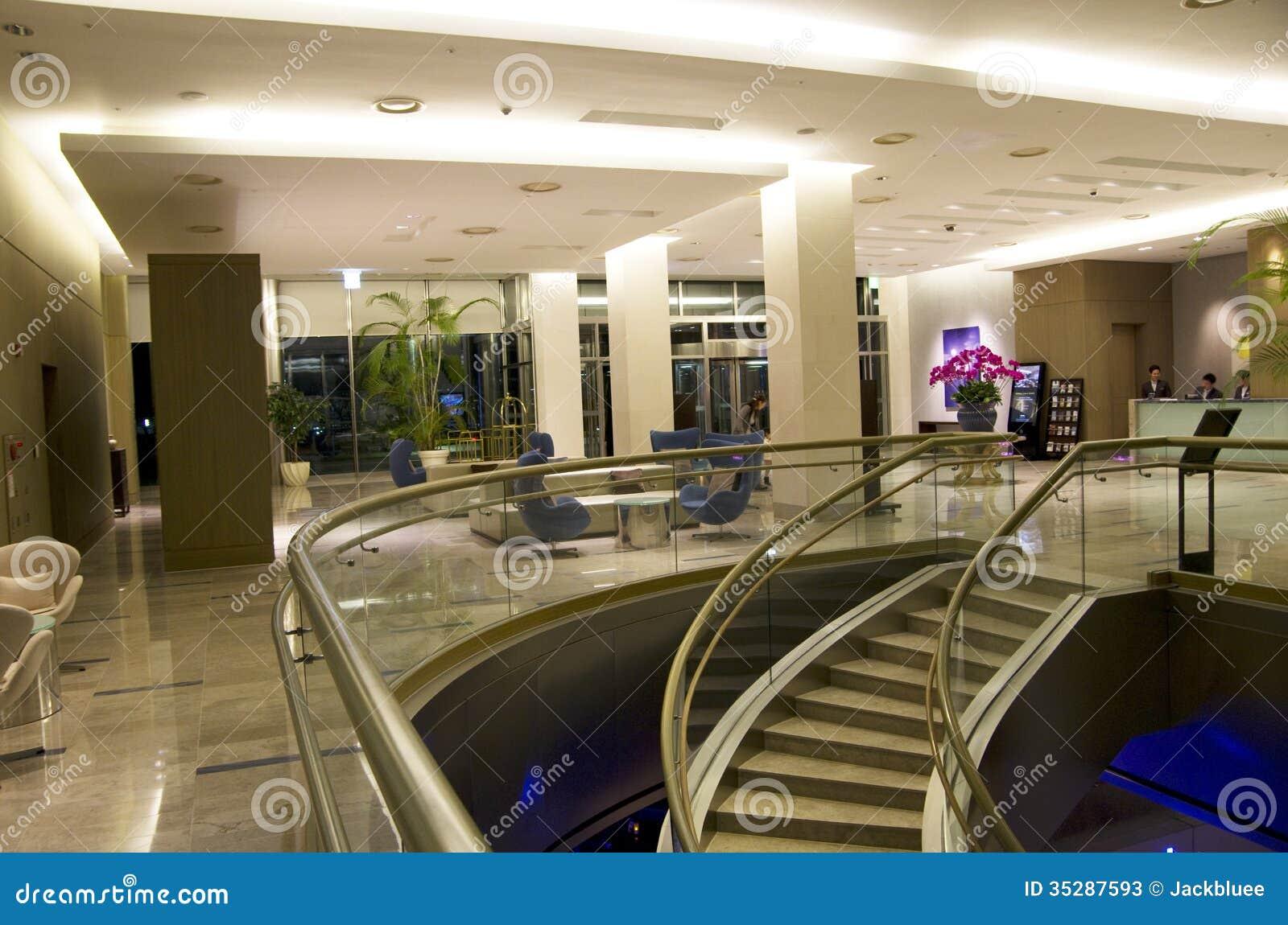 modern hotel lobby furniture editorial stock photo image 35287593