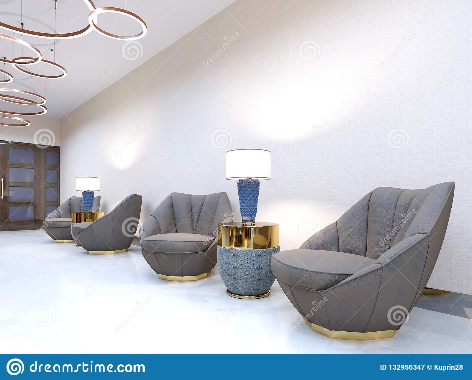 Super A Modern Hotel With A Reception Area And Lounge With Large Gmtry Best Dining Table And Chair Ideas Images Gmtryco