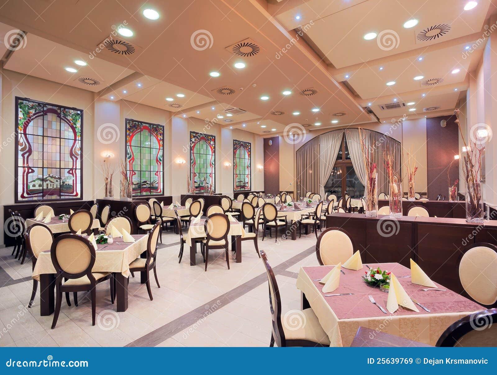 Modern hotel restaurant images for Cuisine moderne