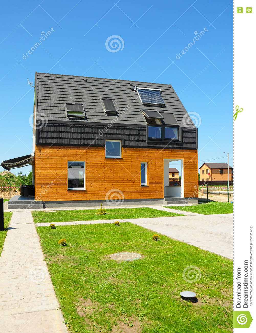 Modern House Exterior Panels Contemporary House Design with