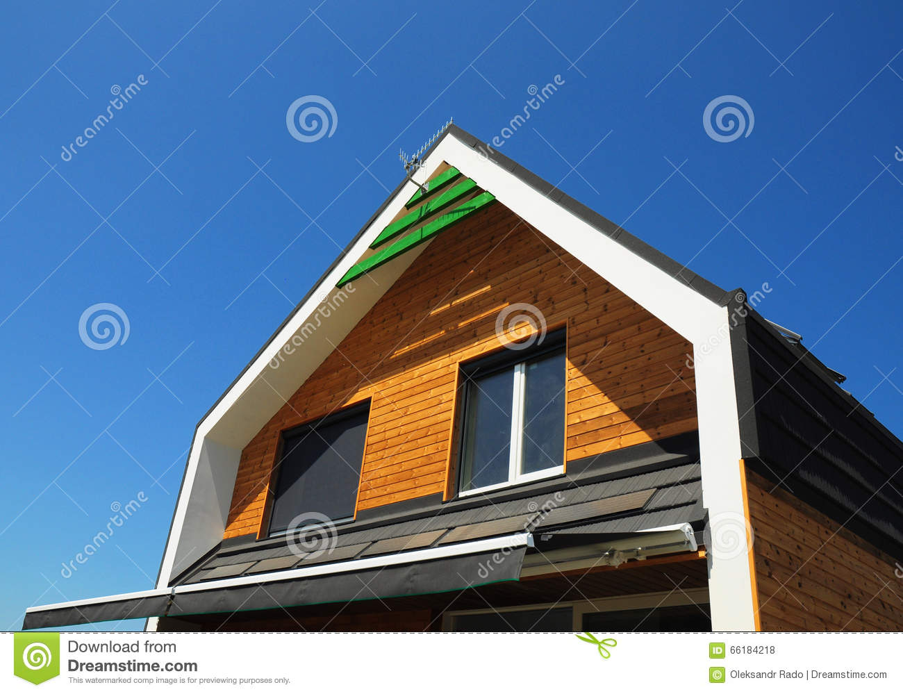 Modern House Exterior Design New Building Energy