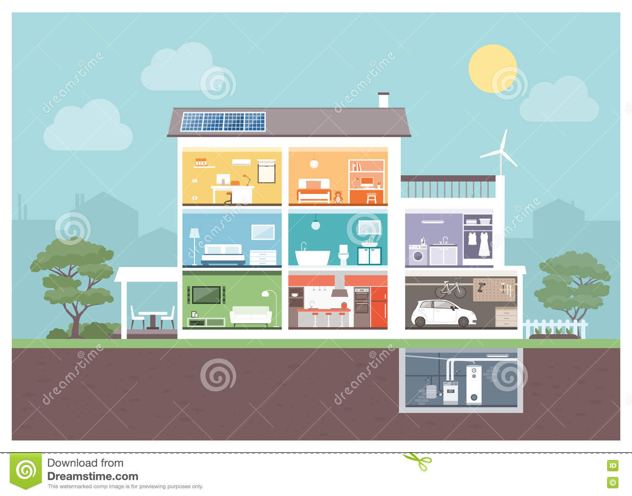 Section Stock Illustrations – 40,377 Section Stock Illustrations ...