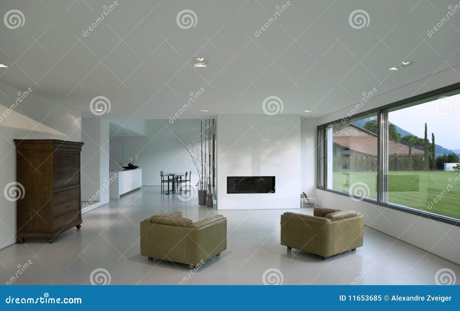 Modern huis stock afbeelding afbeelding bestaande uit architectuur 11653685 for Moderne huis foto