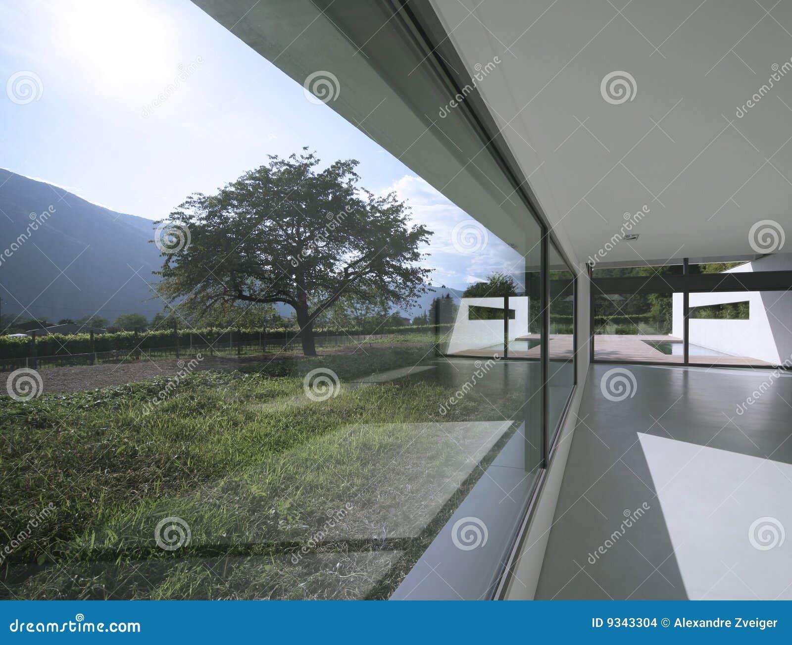 Modern huis stock foto afbeelding bestaande uit groot 9343304 - Foto modern huis ...