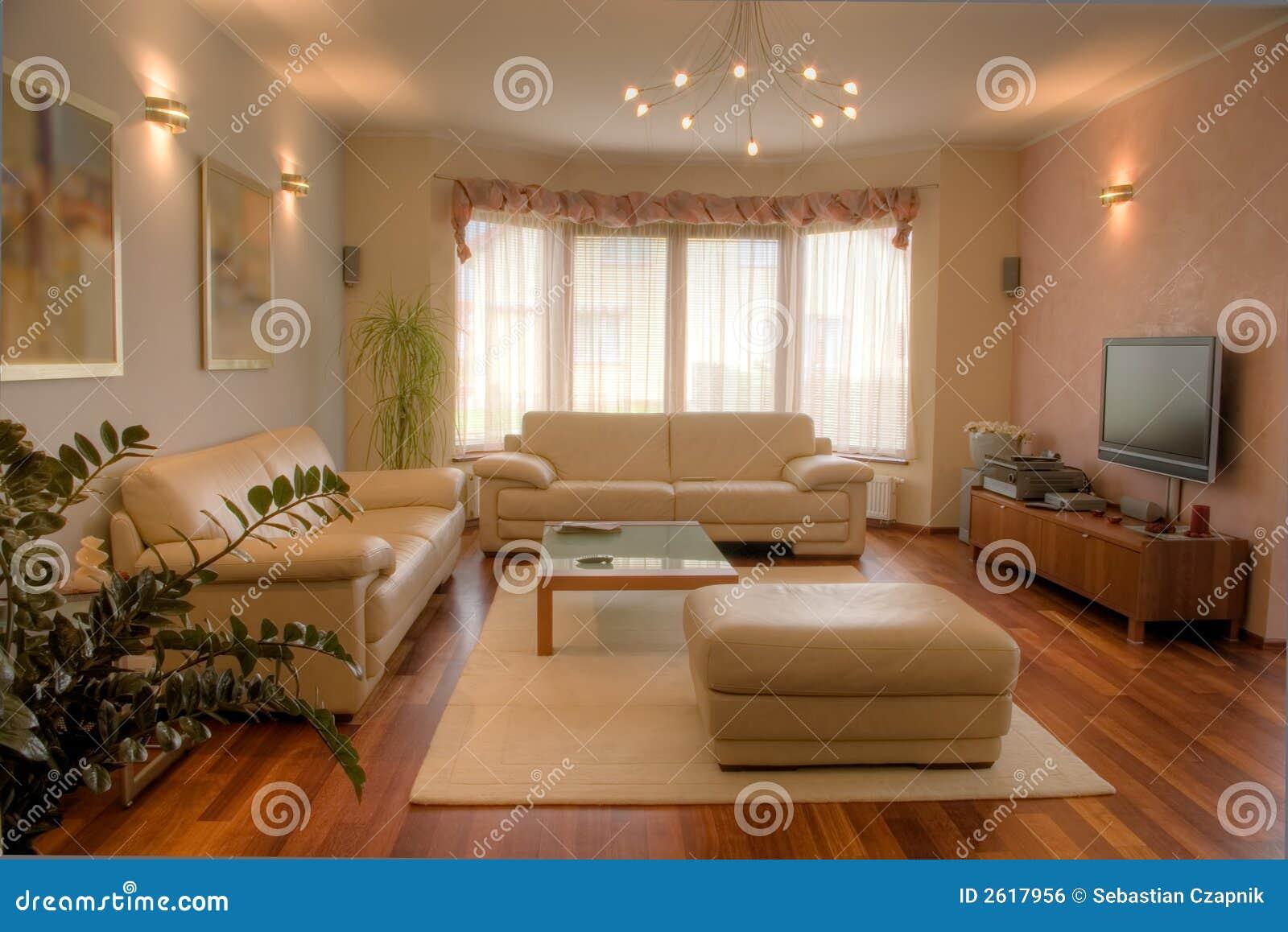 modern huisbinnenland stock foto afbeelding bestaande uit landgoed 2617956