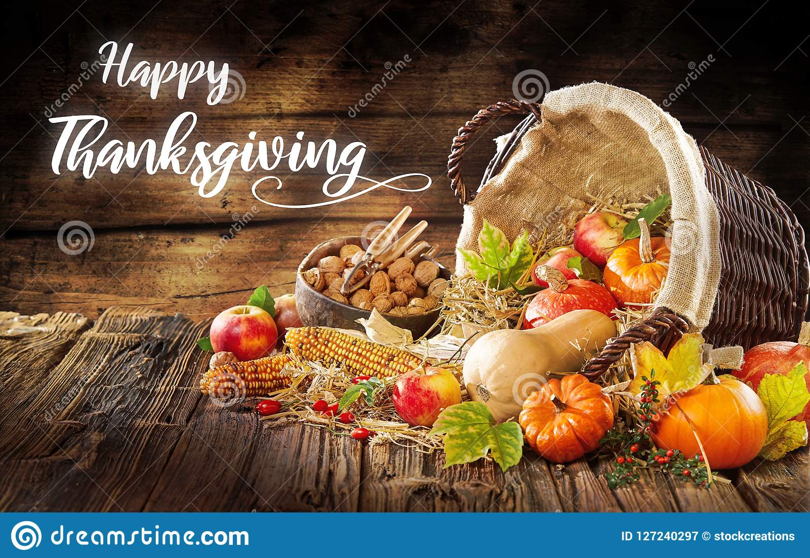 modern image of a thanksgiving invitation stock image image of
