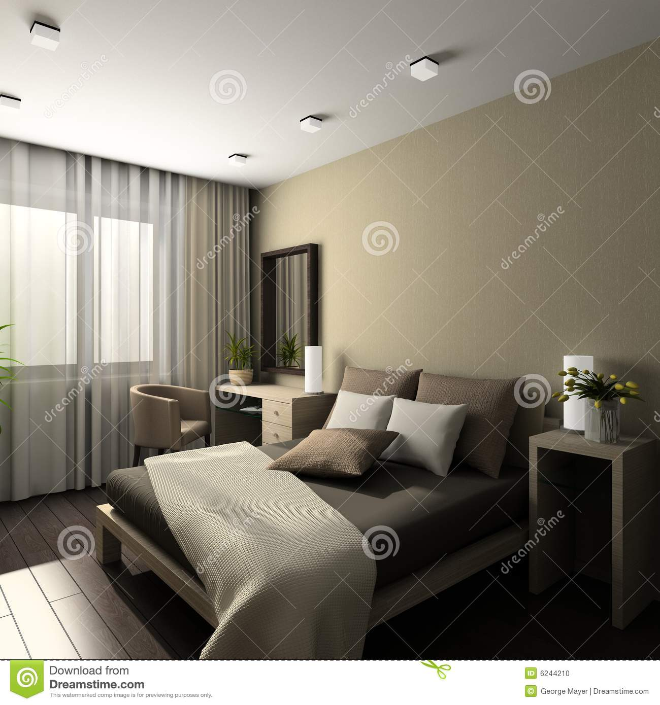 modern bedroom interior 3d render modern interior 3d render stock photo image of lodging 923