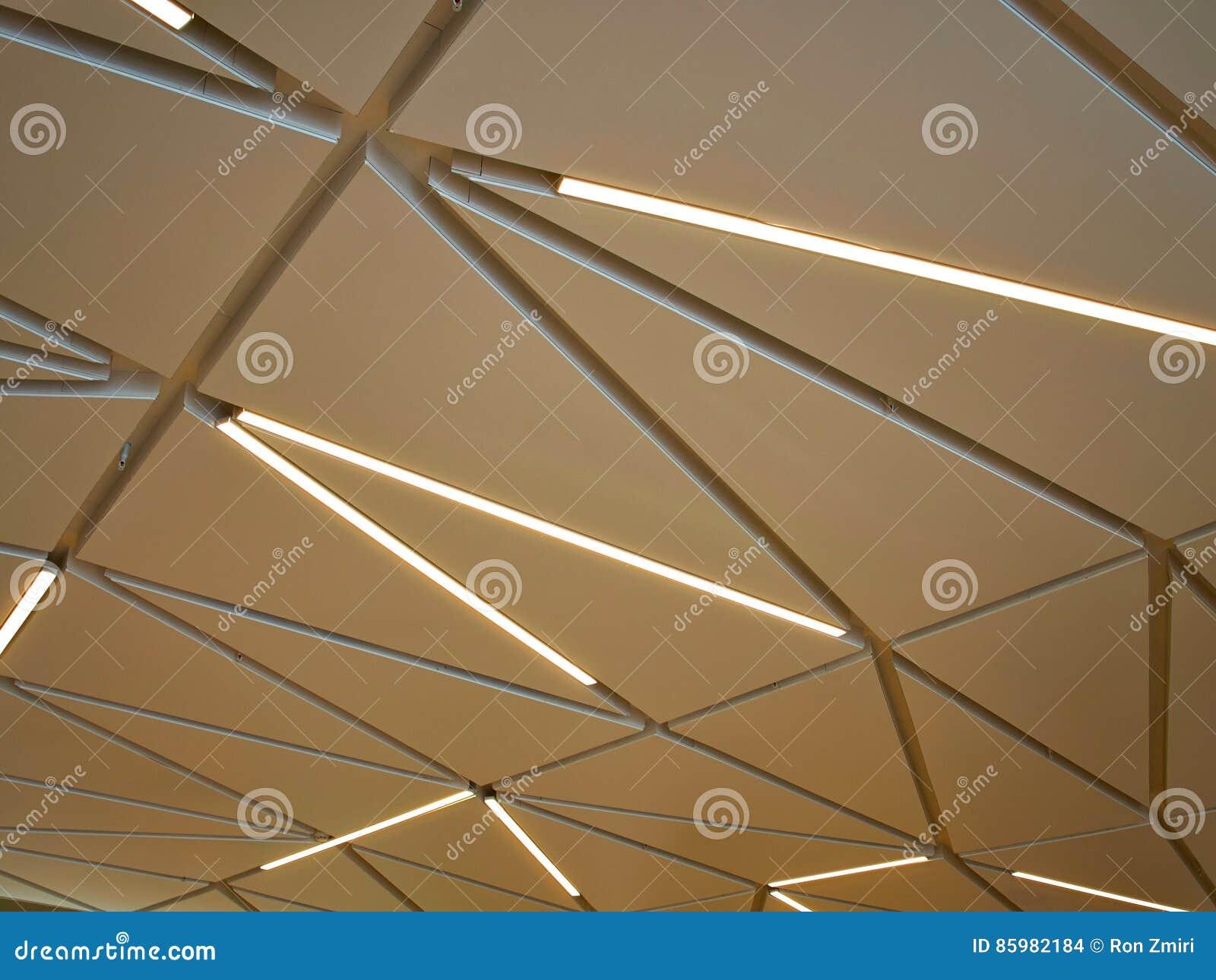 Modern interior decoration beautiful ceiling lights stock photo image 85982184 - Different interior design lightings ...