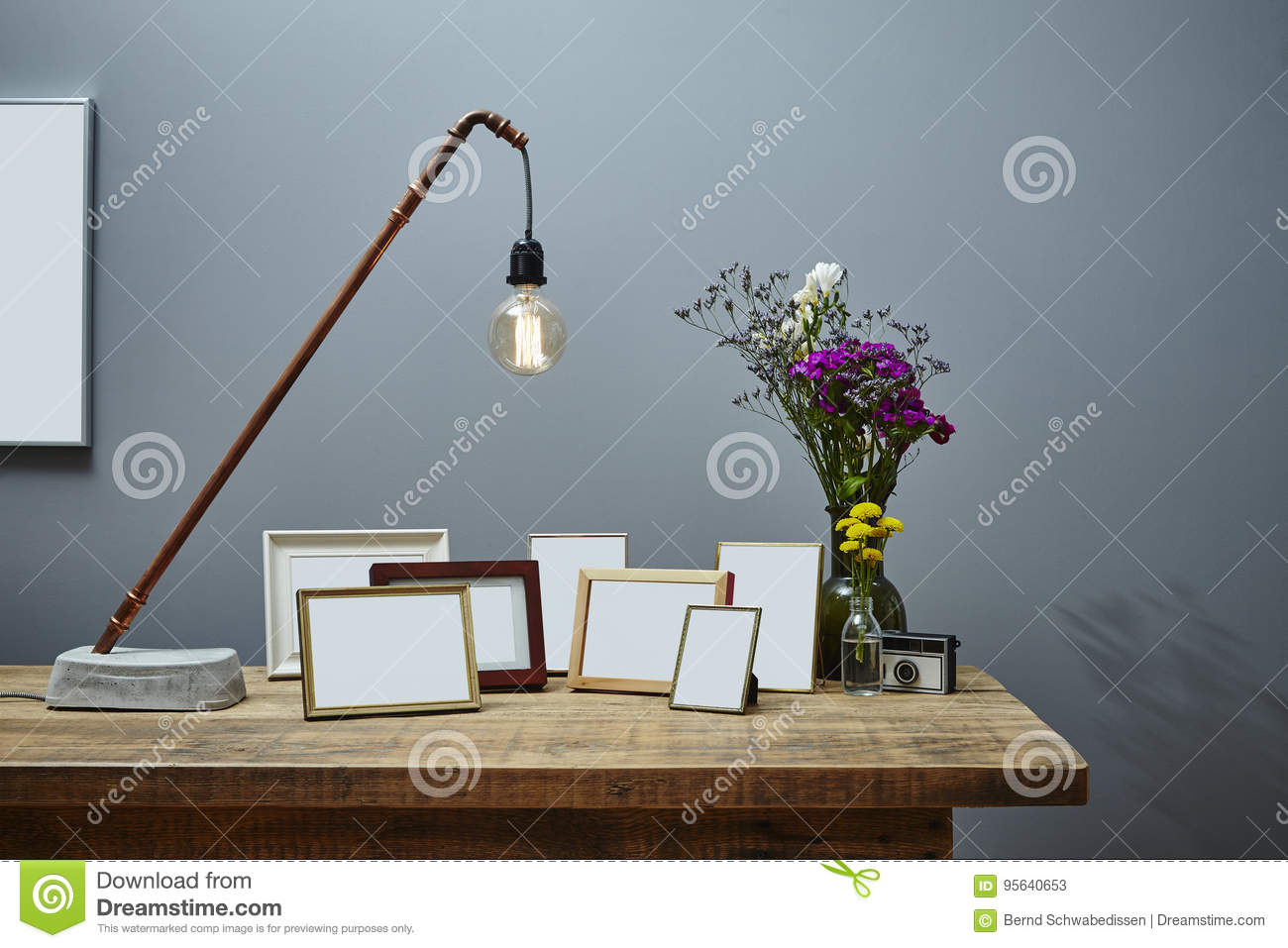 Modern Interior Design Stock Image Image Of Creative 95640653