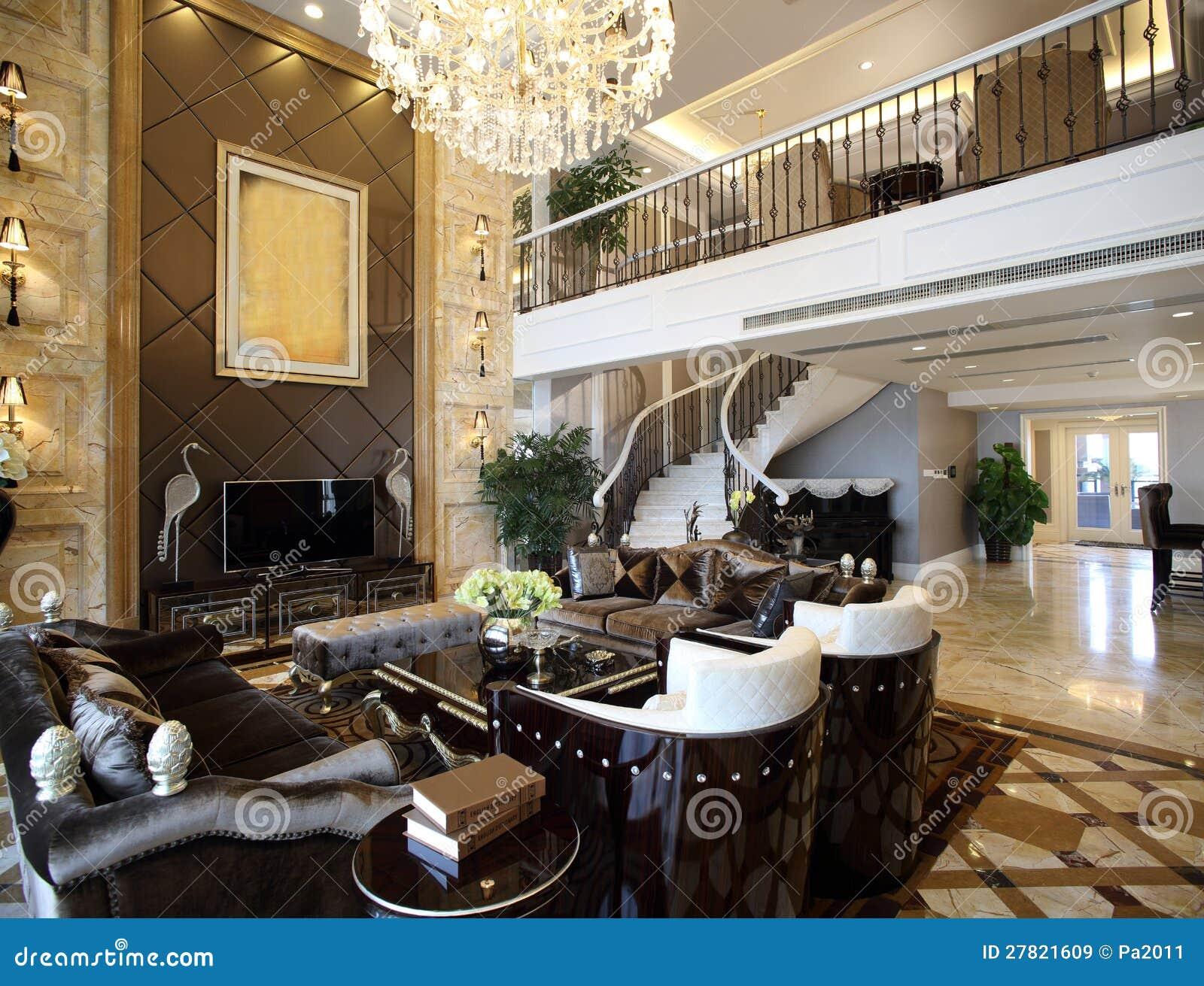 Modern Interior Design Living Room Royalty Free Stock Images Image 27821609