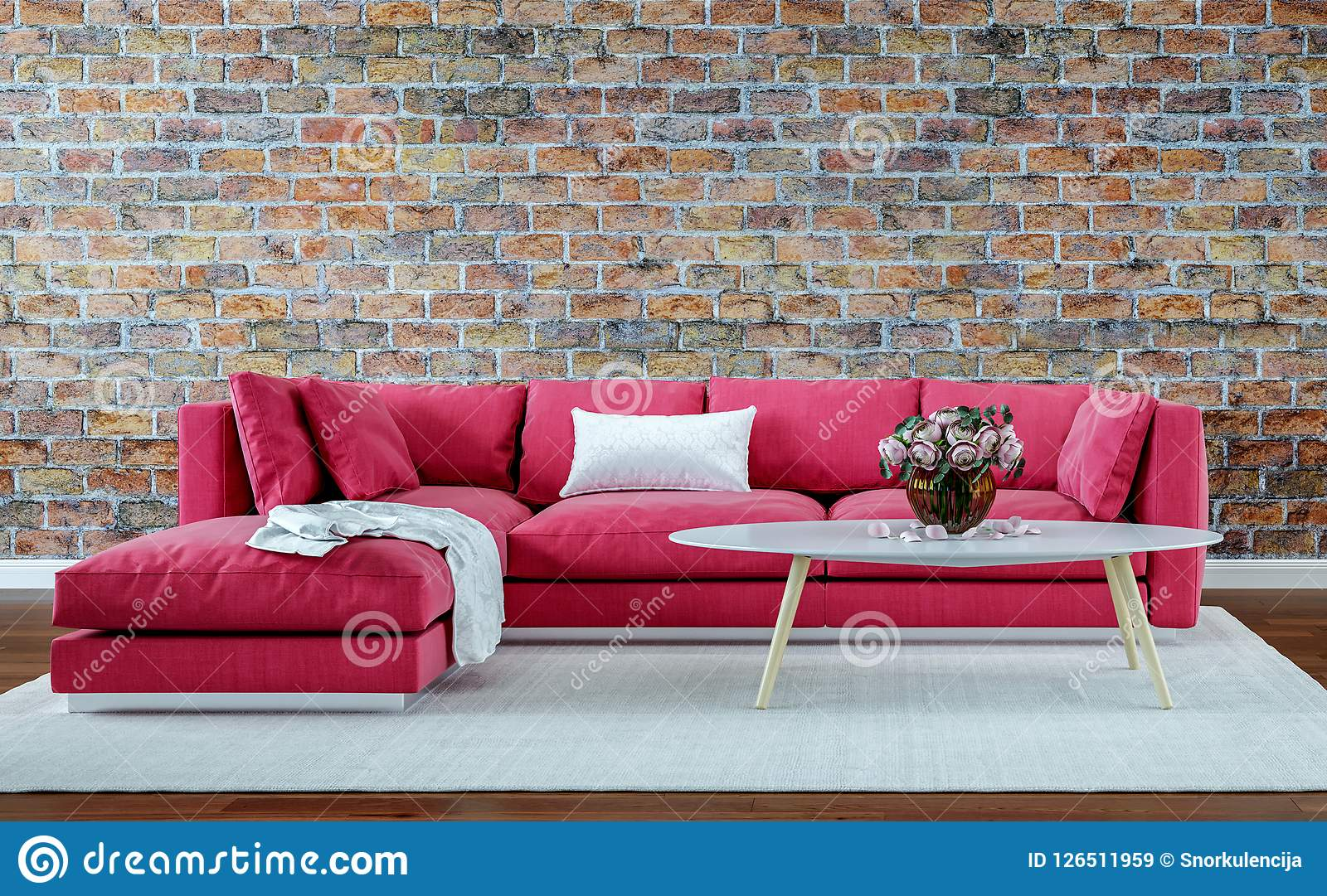 Miraculous Modern Interior Design Living Room Old Brick Wall Retro Inzonedesignstudio Interior Chair Design Inzonedesignstudiocom