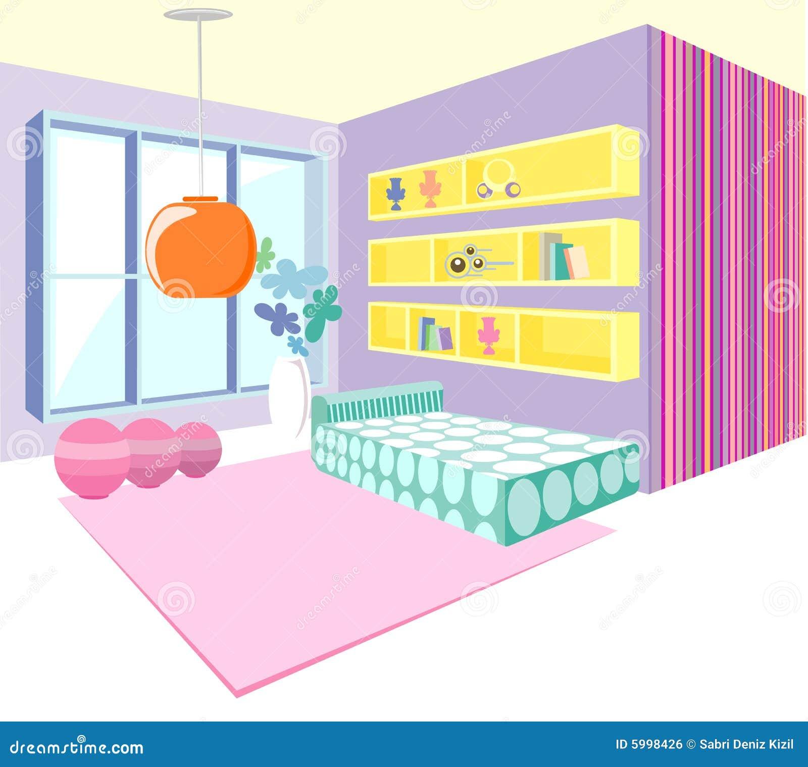 Modern Interior Vector Royalty Free Stock Image Image: 5998426 - Living Room Interior Design With Outline Furniture Set VectorIllustration 271360529