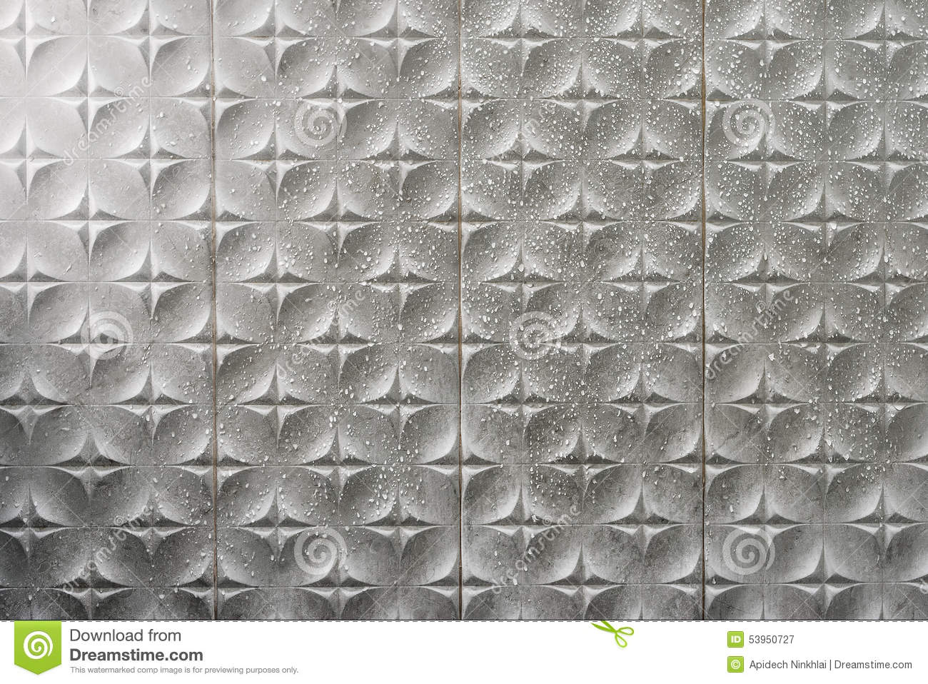 Modern Tiles Wall Texture For Interior Royalty Free Stock