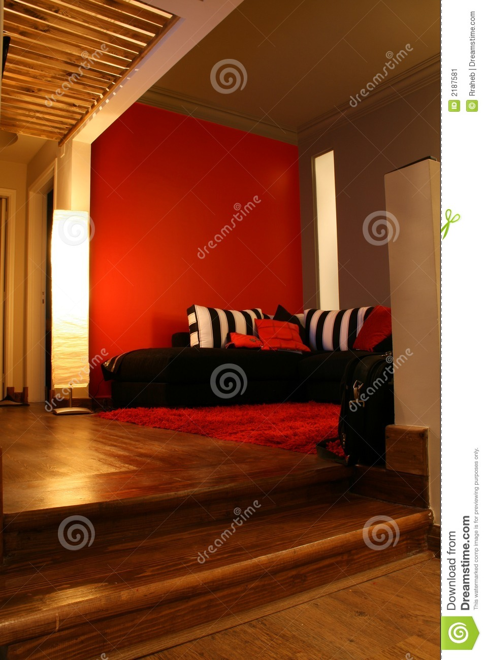Modern Decorated Living Rooms Modern Interiorsliving Rooms Stock Image Image 2187581