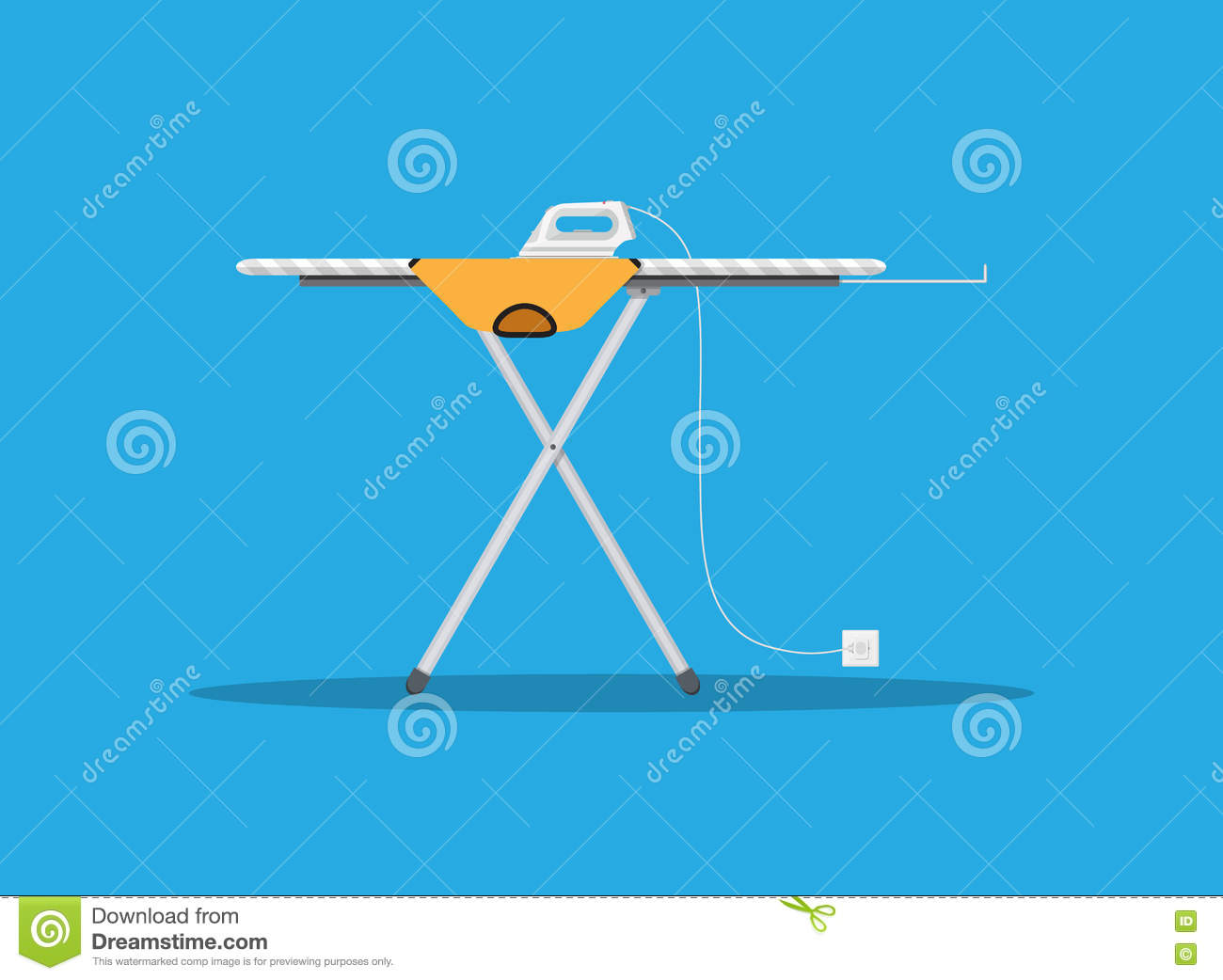 Ironing Cartoons Illustrations Amp Vector Stock Images