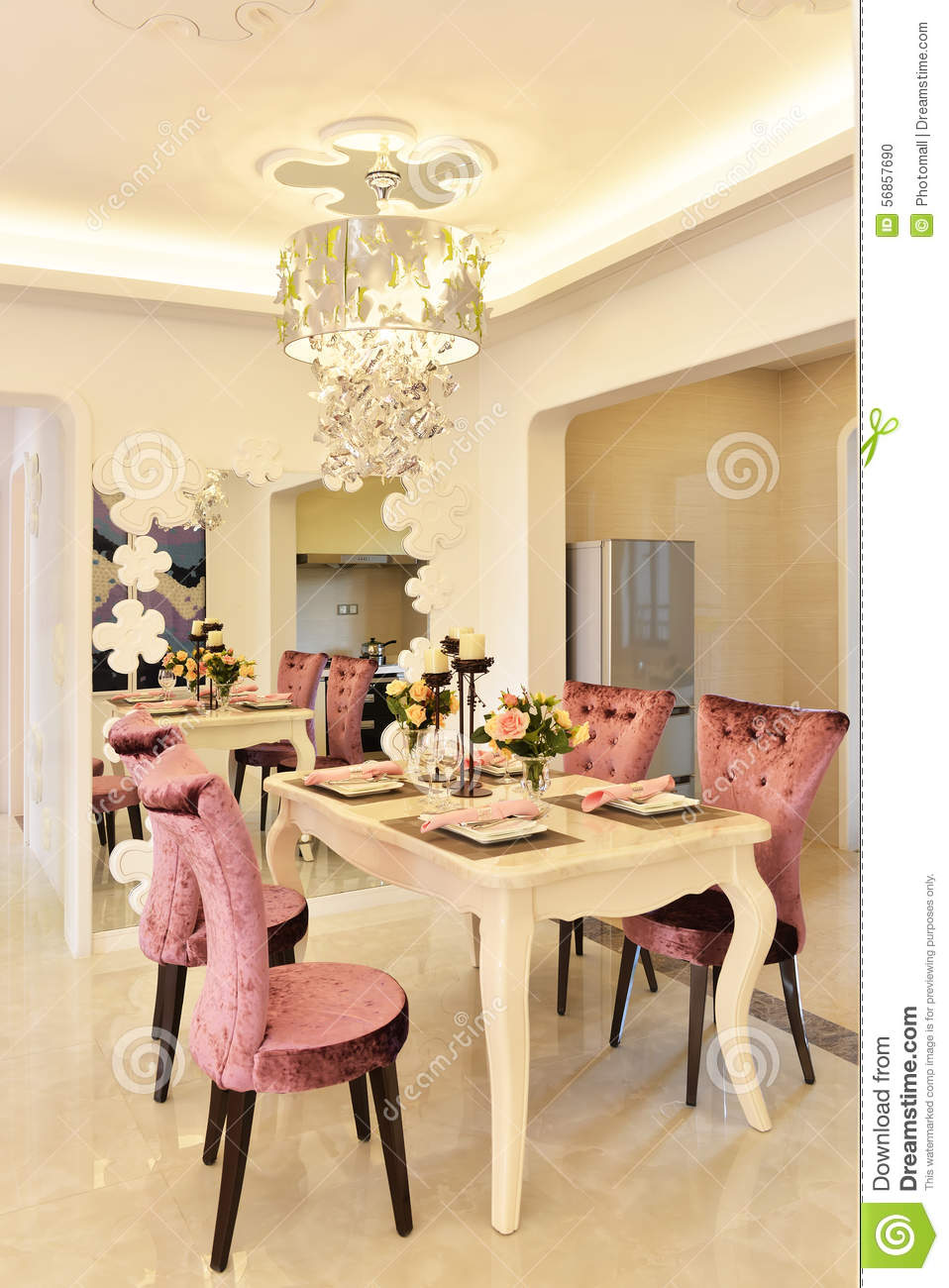 dining area royalty free stock photo 8897973. Black Bedroom Furniture Sets. Home Design Ideas