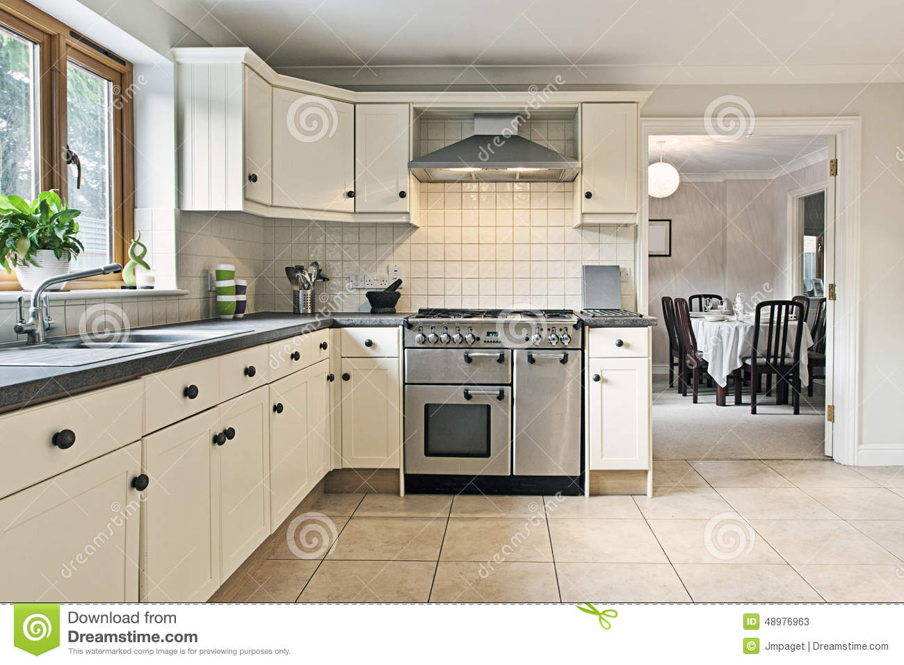 images of contemporary kitchens modern kitchen stock image image of stainless kitchen 4624