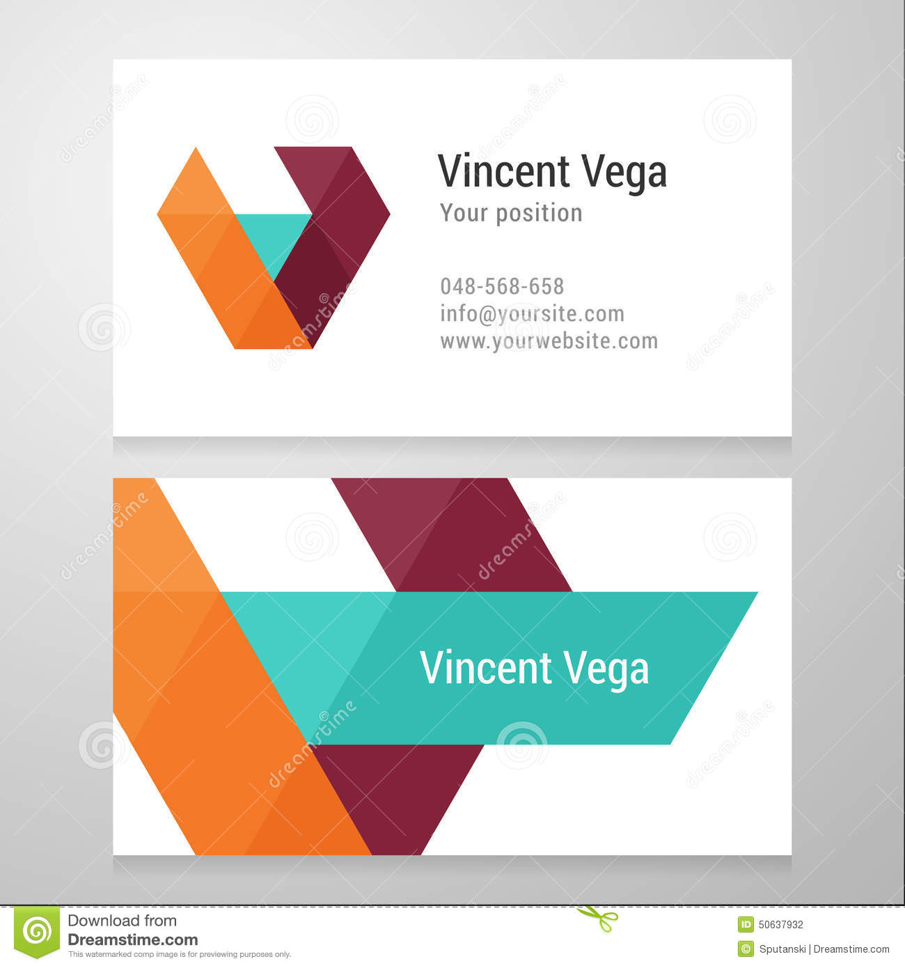 Great 1 Circle Template Small 10 Best Resumes Rectangular 10 Hour Schedule Templates 10 Steps To Creating An Effective Resume Old 10 Words Not To Put On Your Resume Soft100 Dollar Bill Template Modern Letter V Business Card Template Stock Vector   Image: 50637932