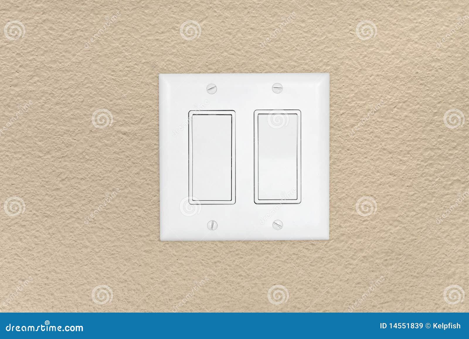 Modern Light Switch. Modern Light Switch Royalty Free Stock Images ...:Modern Light Switch Royalty Free Stock Images Image 14551839,Lighting