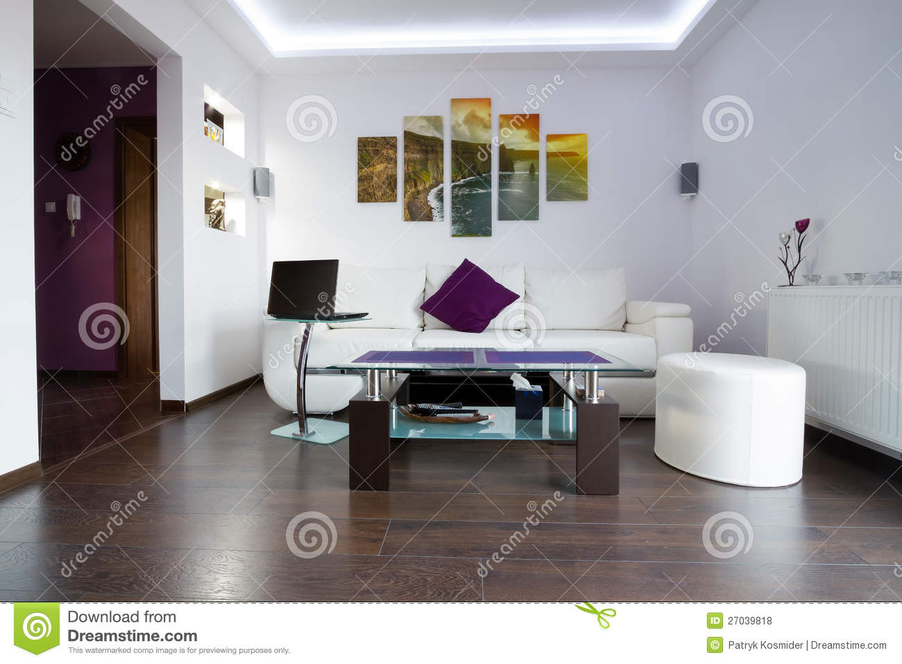 Canvas Cliffs Interior Living Modern Moher Picture Room ... Part 77