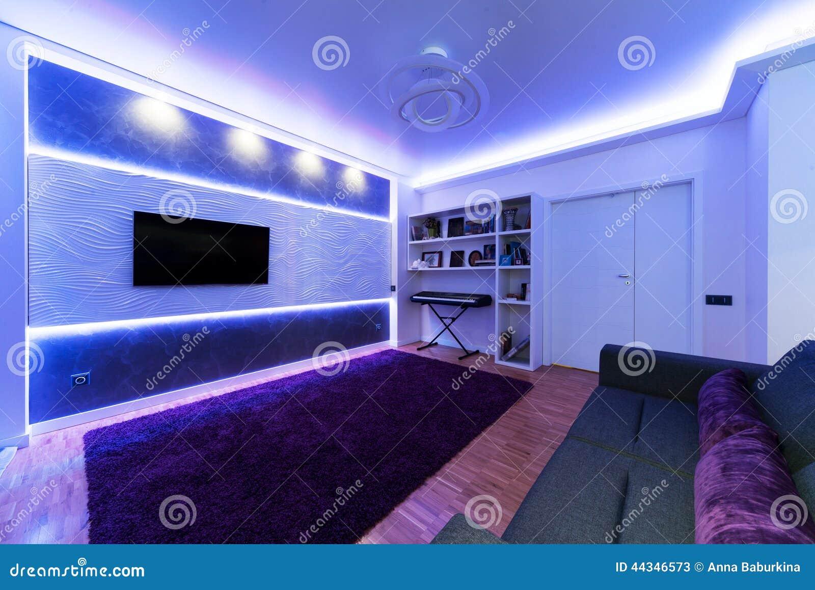 Light Living Modern Night Room
