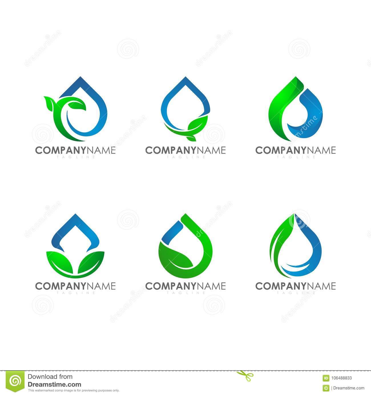 Modern Logos For Company Industrial Technology Agriculture