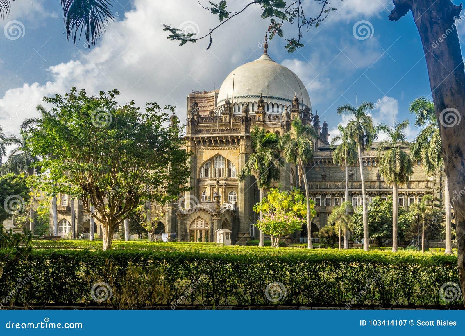 Victoria Museum in Mumbai, India