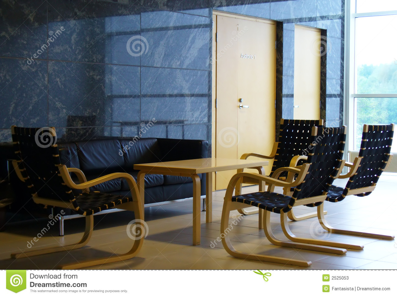 Modern Lounge Interior Stock Photos Image 2525053