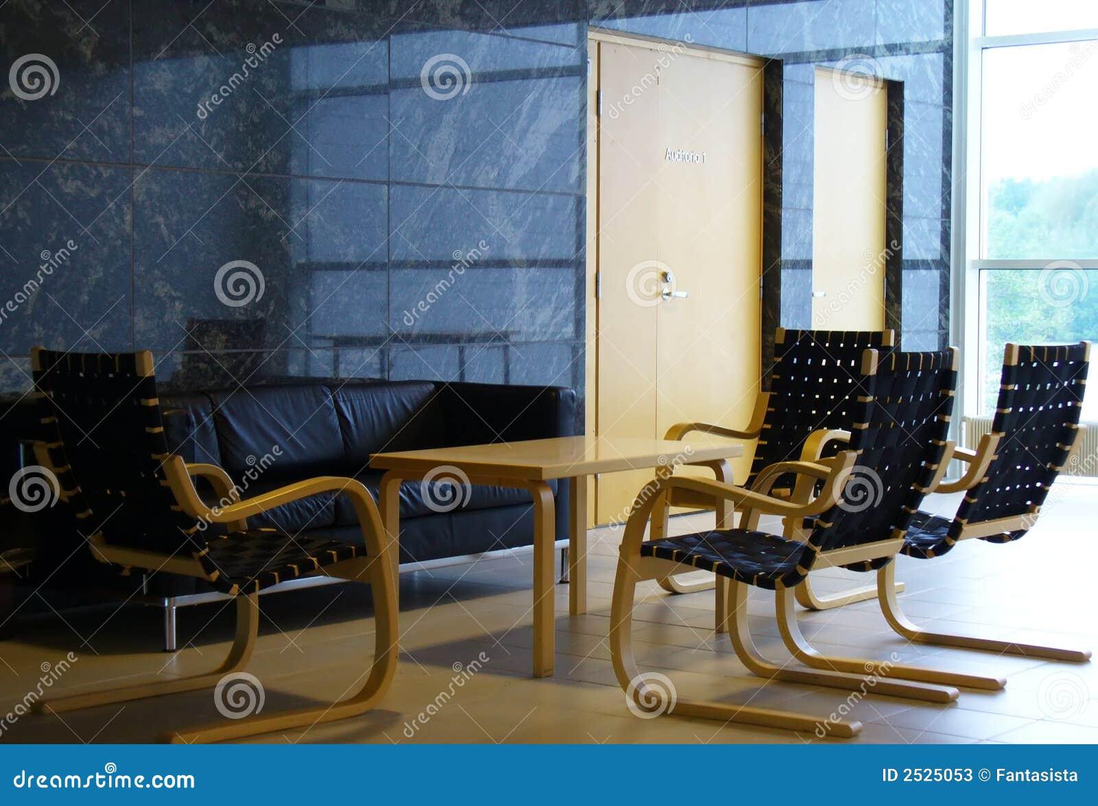 Modern Lounge Interior Stock Photos Image 2525053