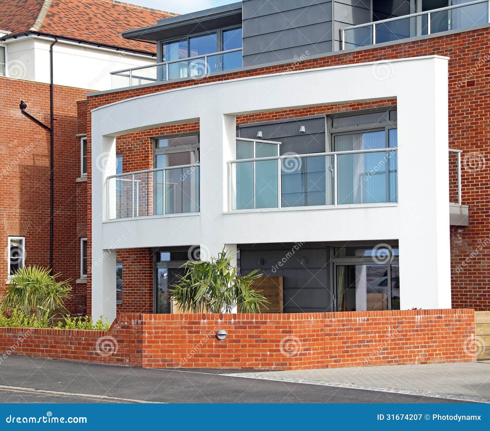 New Kent Apartments: Modern Luxury Apartments Stock Image. Image Of Flat