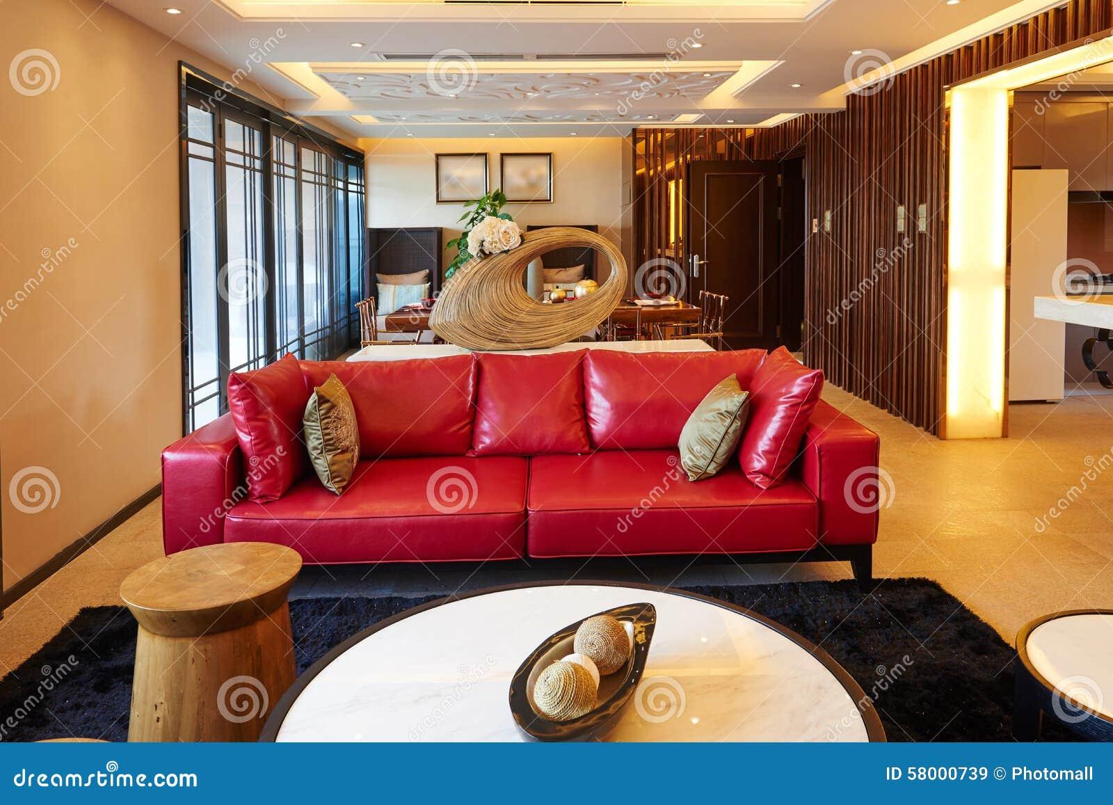 Modern Luxury Living Room Modern Luxury Living Room Stock Photo Image 58000739