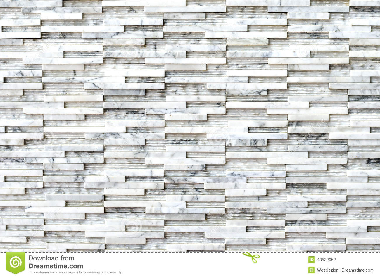 Modern Marble Brick Stone Wall Background Texture Stock
