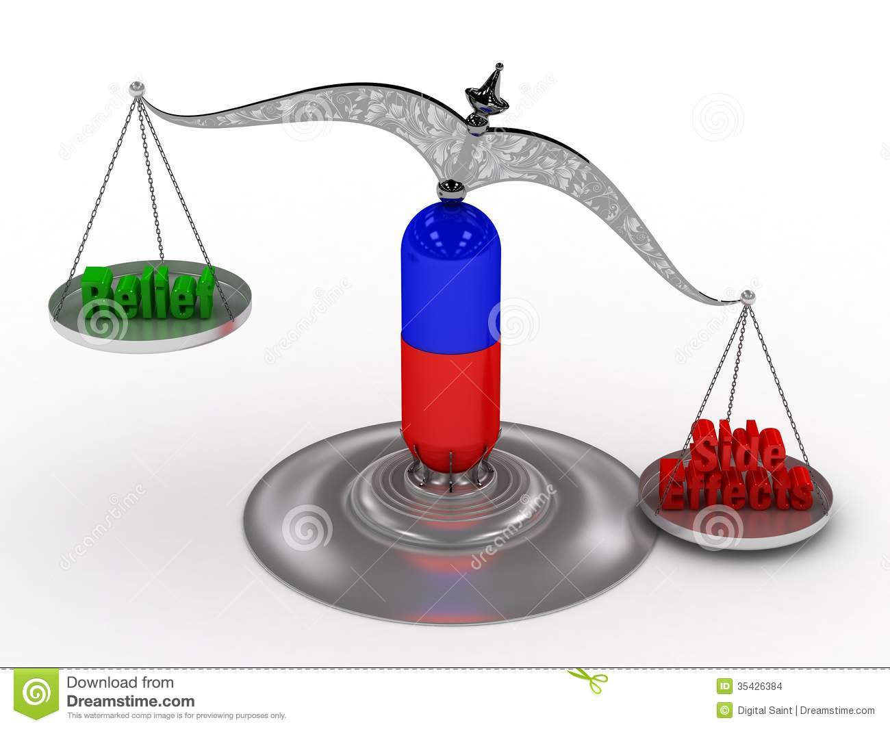 Modern Medicine Issues Stock Images - Image: 35426384