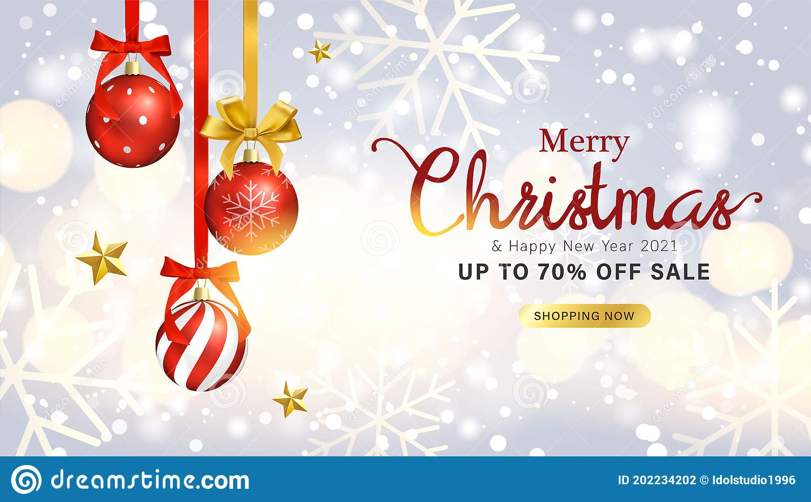 Merry Christmas & Happy New Year 2021 Banner Images Modern Merry Christmas And New Year 2021 Stock Vector Illustration Of Blue Label 202234202