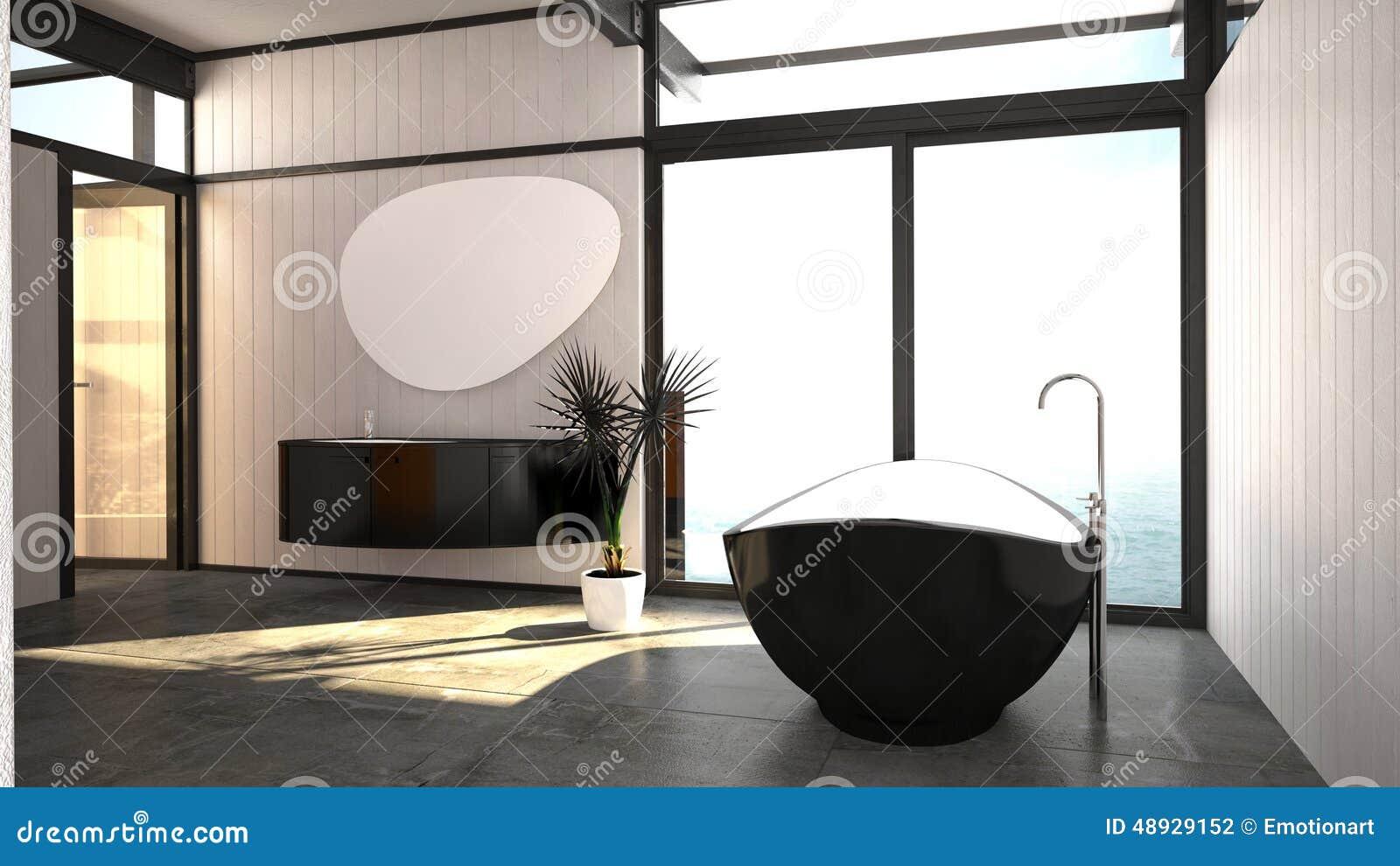 Badkamer Zwart Wit: Badkamer ideeen wit zwart pictures. Stijlvolle ...