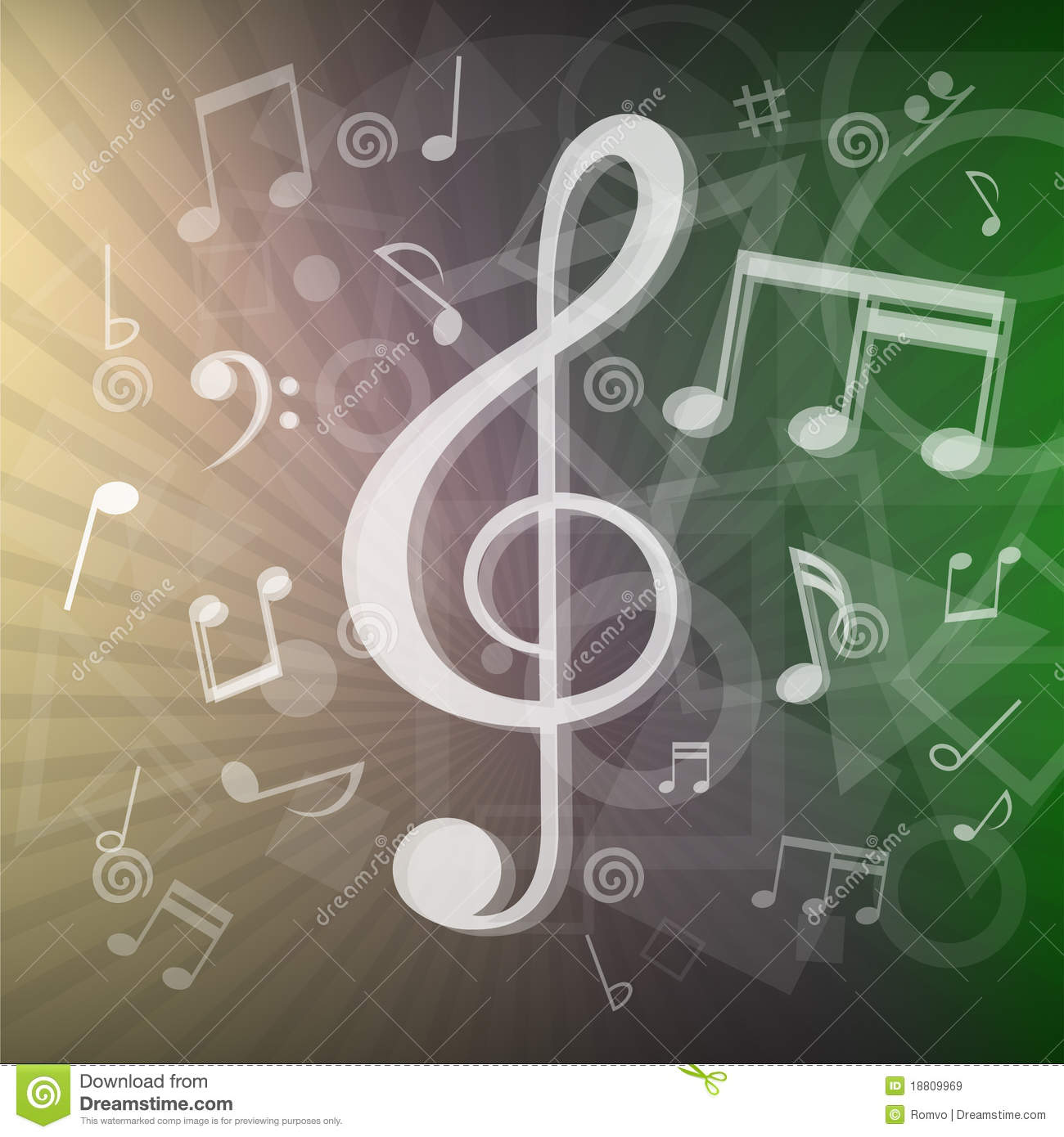 Modern Music Songs: Modern Music Notes Background Royalty Free Stock Images