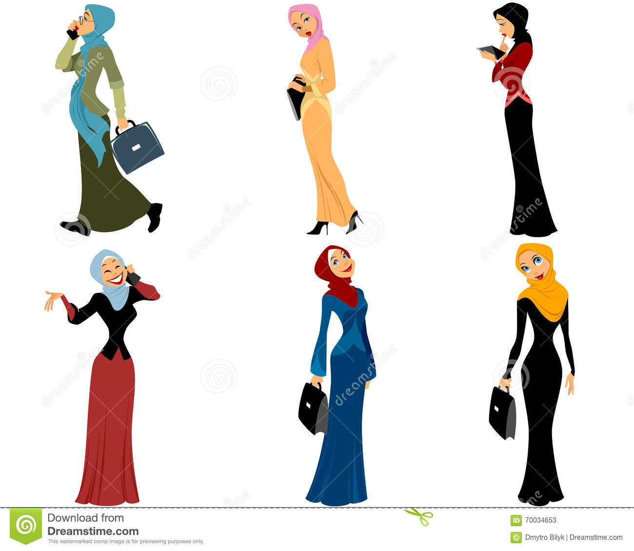 Arab woman in hijab no money no problem arabs exposed xc15339 - 2 4