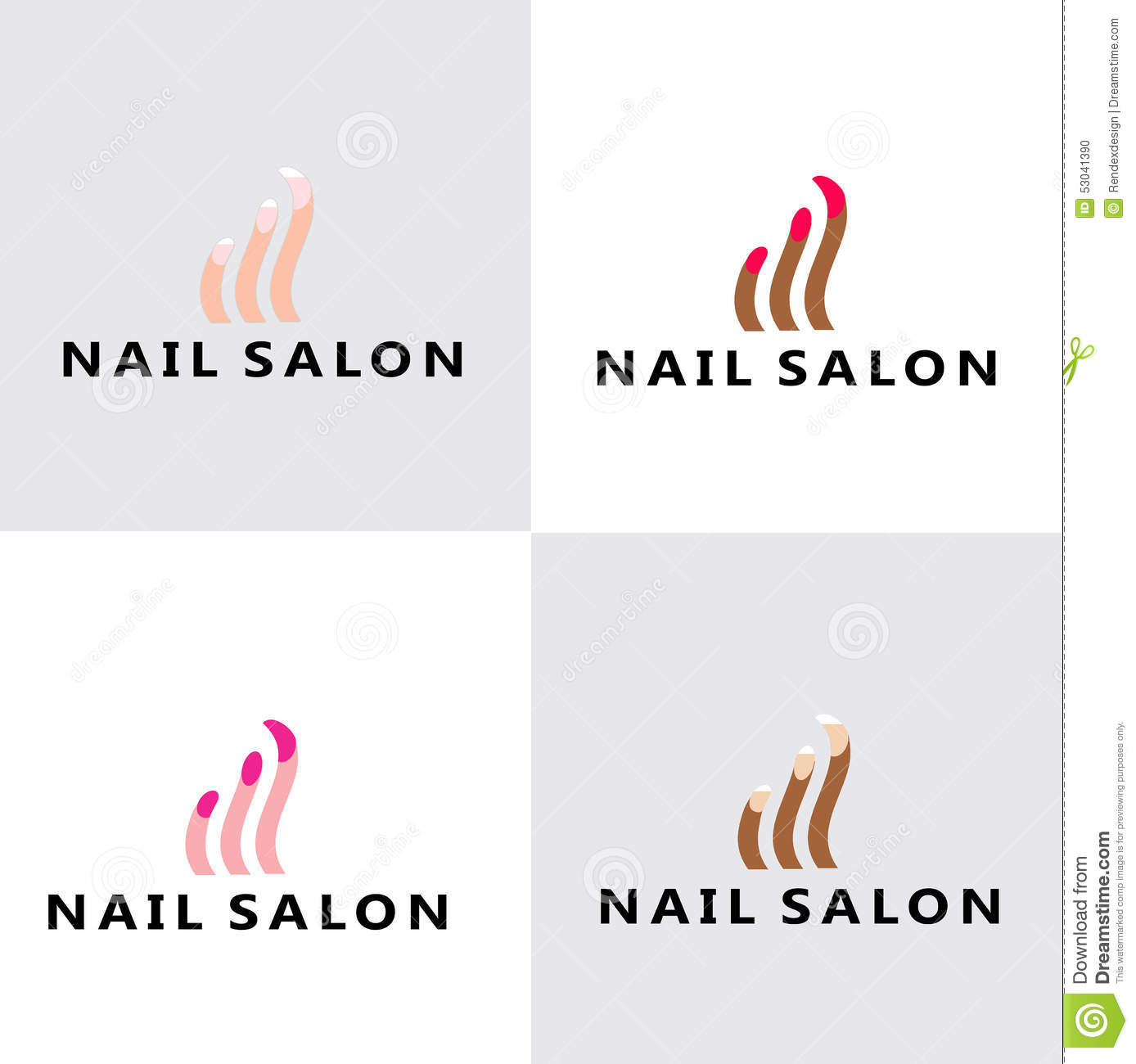 nail logo design joy studio design gallery best design