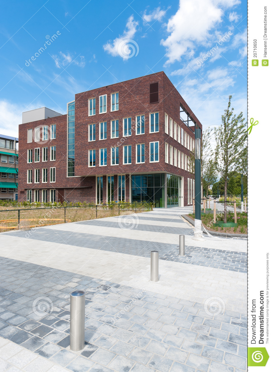 Modern office building stock photo image of architecture for Ultra modern office building design