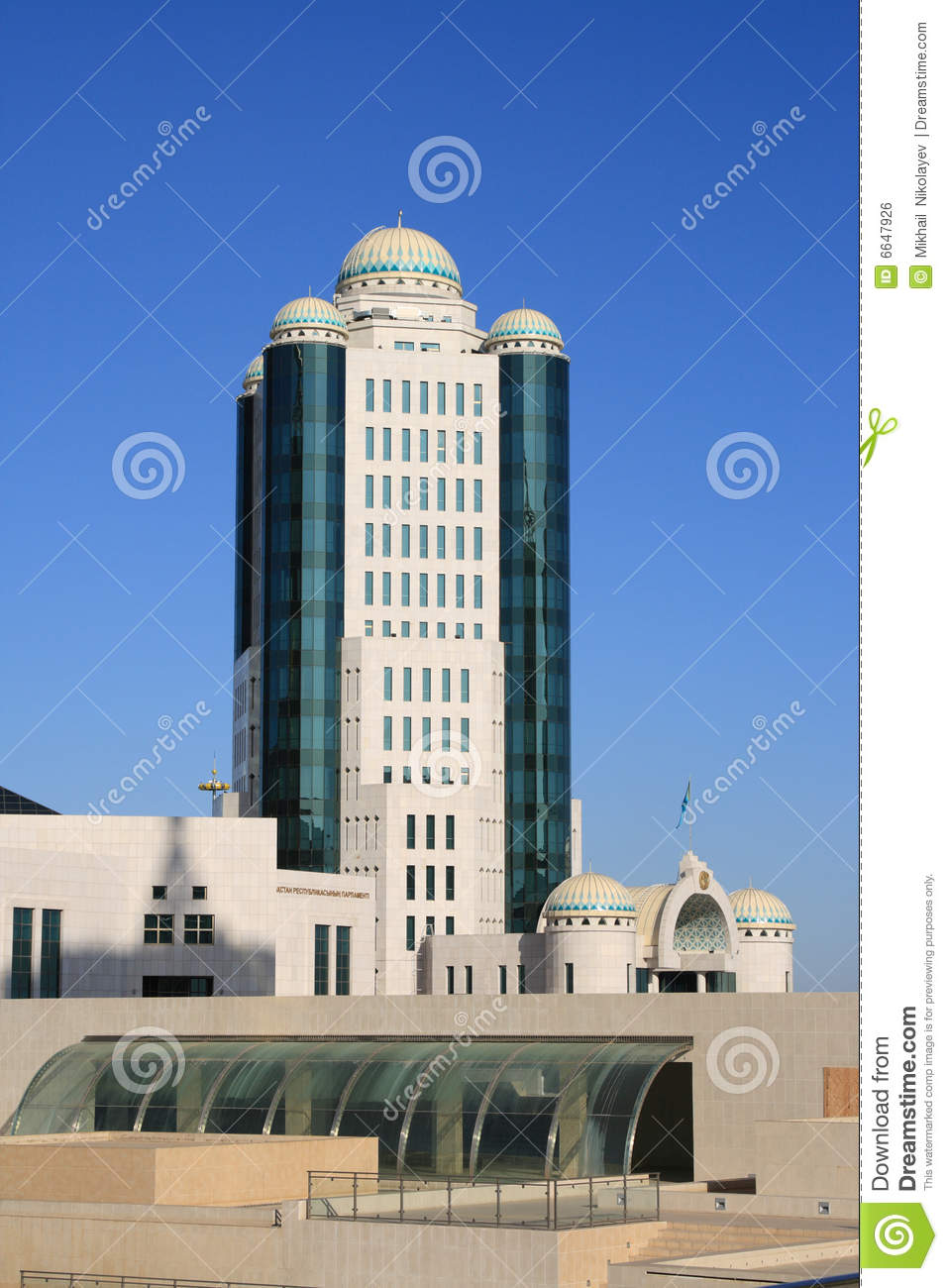 Modern office building royalty free stock image image for Office design kazakhstan