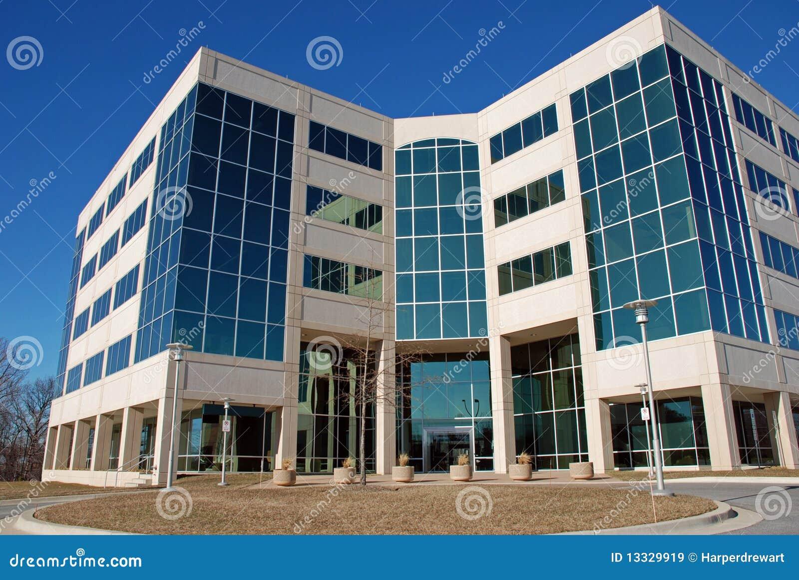 Modern Office Building 9