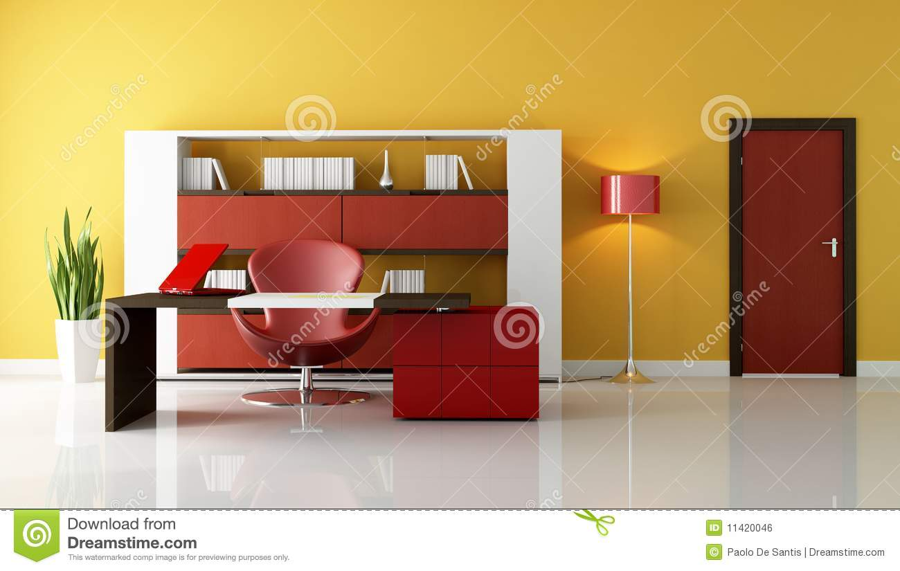 Modern Office Space Royalty Free Stock Image Image 11420046