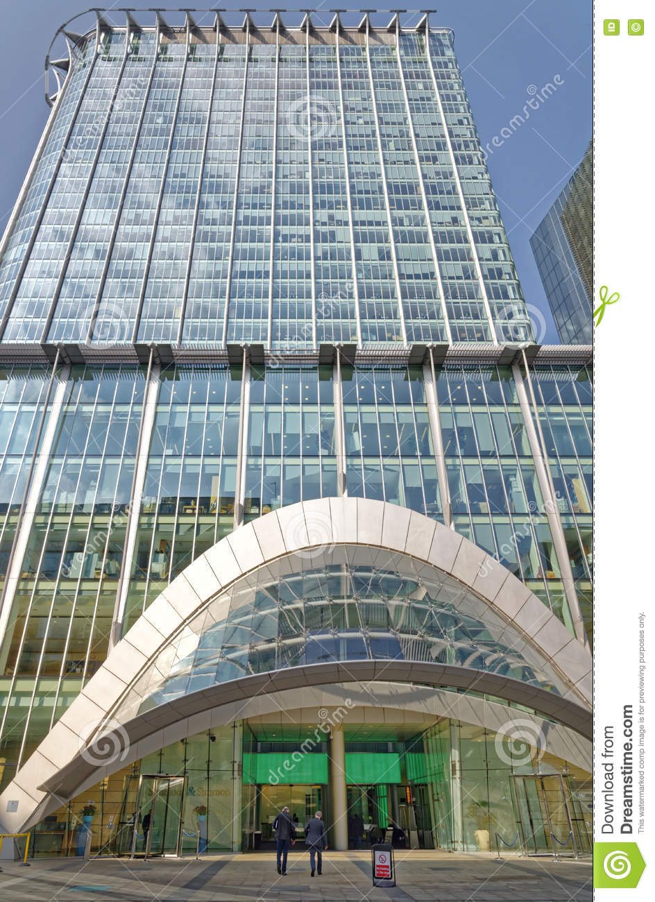 Modern Offices Royalty Free Stock Photography