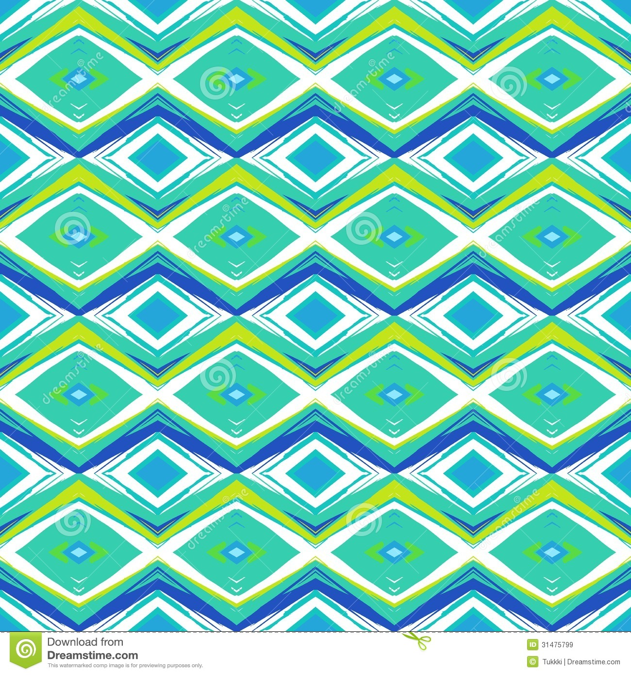 Blue and green pattern wallpaper - photo#38