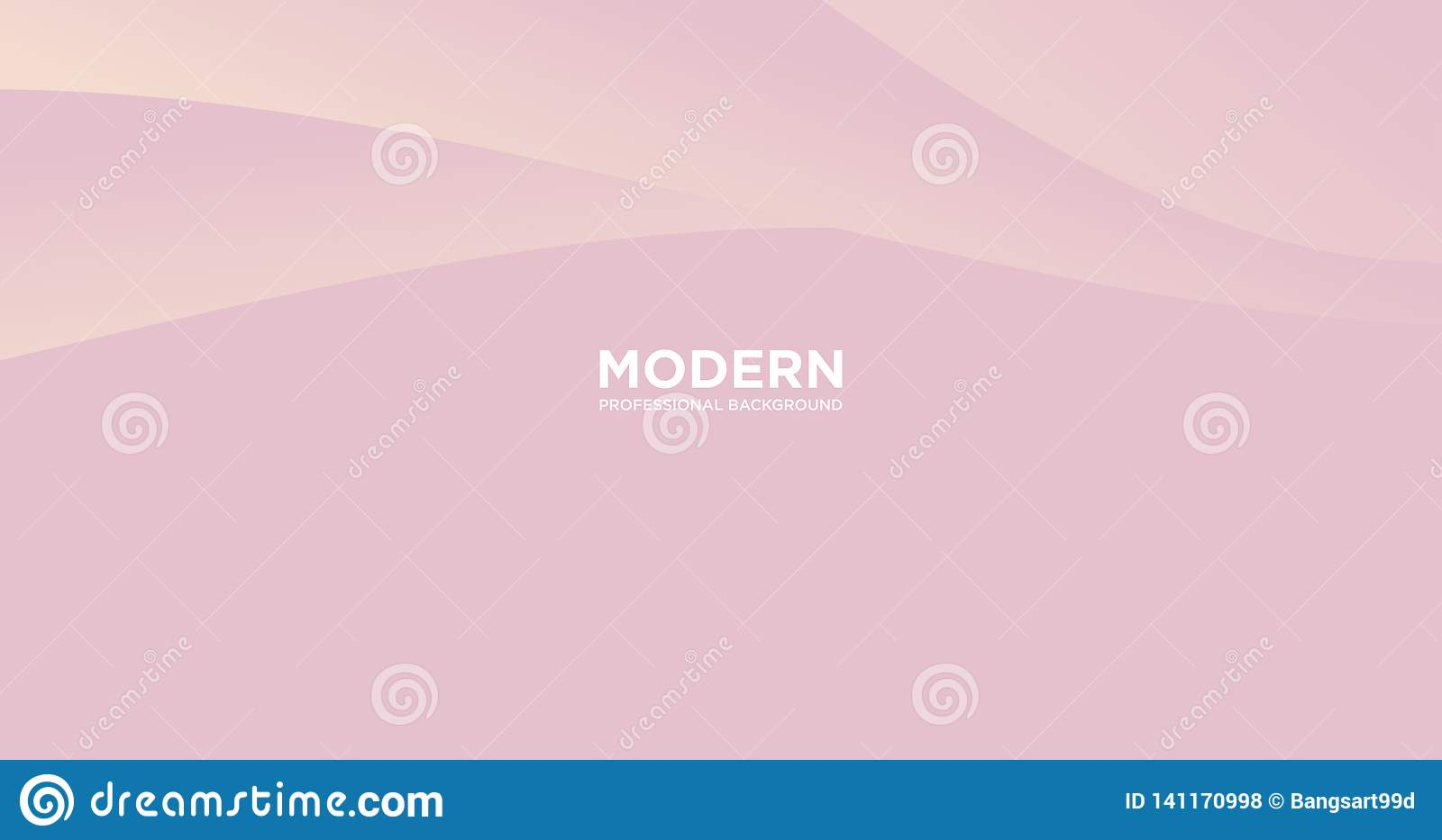 Modern Professional Abstract Background Stock Illustration